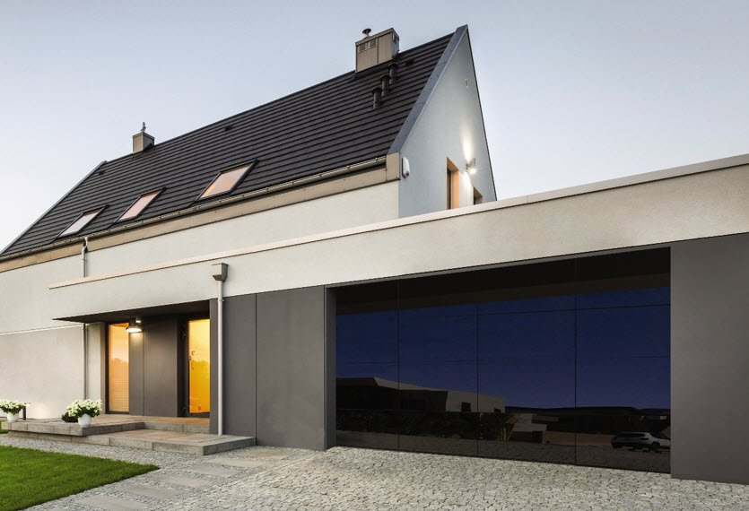 10 Contemporary Garage Doors To Modernize Your Home Overhead Door